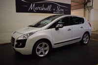 USED 2012 12 PEUGEOT 3008 2.0 ALLURE HDI 5d 150 BHP