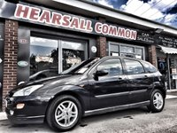 USED 2000 FORD FOCUS 1.6 ZETEC 5d 99 BHP