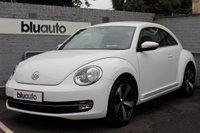 2014 VOLKSWAGEN BEETLE 1.6 TECH DESIGN TDI BLUEMOTION  £11980.00