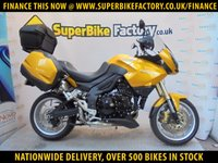 USED 2007 07 TRIUMPH TIGER 1050 GOOD & BAD CREDIT EXCEPTED, OVER 500+ BIKES