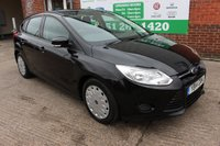 USED 2014 14 FORD FOCUS 1.6 EDGE ECONETIC TDCI 5d 104 BHP +DIESEL +FREE Tax +1 Owner.