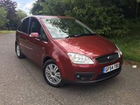 2005 FORD C-MAX 2.0 C-MAX GHIA 5d 136 BHP PX TO CLEAR £2350.00