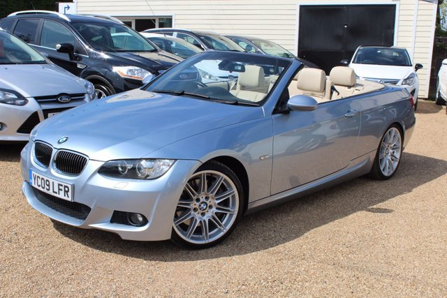 View our 2009 09 BMW 3 SERIES 2.5 330I M SPORT HIGHLINE 2d AUTO 269 BHP