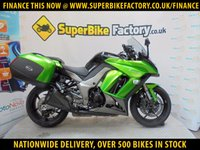 USED 2013 13 KAWASAKI ZX1000SX  GOOD & BAD CREDIT EXCEPTED, OVER 500+ BIKES