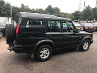 USED 2003 03 LAND ROVER DISCOVERY 2.5 TD5 GS 7STR 5d 136 BHP