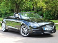 USED 2010 10 AUDI TT 2.0 TFSI S LINE SPECIAL EDITION 2dr 200 BHP £231 PCM With £1199 Deposit