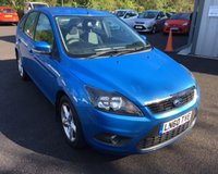 USED 2010 60 FORD FOCUS 1.6 ZETEC 5d 100 BHP THIS VEHICLE IS AT SITE 1 - TO VIEW CALL US ON 01903 892224
