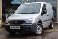 USED 2013 13 FORD TRANSIT CONNECT 1.8 T220 LR 1d 74 BHP