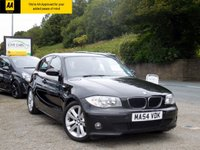 USED 2004 S BMW 1 SERIES 1.6 116I SPORT 5d 114 BHP TRADE SALE CAR, CHEAP PART EXCHANGE TO CLEAR AT A TRADE PRICE, POOR PAINTWORK THROUHGOUT!