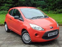 USED 2012 62 FORD KA 1.2 STUDIO 3d 69 BHP * 128 POINT AA INSPECTED *
