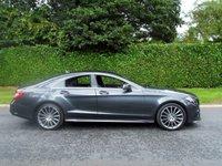 USED 2015 15 MERCEDES-BENZ CLS CLASS 2.1 CLS220 BLUETEC AMG LINE 4d AUTO GREAT EXAMPLE STILL LIKE NEW BEST FINANCE RATES AVAILABLE