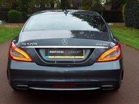 USED 2015 15 MERCEDES-BENZ CLS CLASS 2.1 CLS220 BLUETEC AMG LINE 4d AUTO