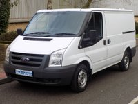 2011 FORD TRANSIT 2.2 FWD 280 SWB LOW ROOF 85 BHP £4995.00