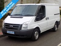 2011 FORD TRANSIT 2.2 FWD 280 SWB LOW ROOF 85 BHP £4995.00