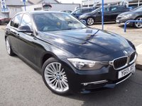 2013 BMW 3 SERIES 2.0 318D LUXURY 4d AUTO 141 BHP £13390.00