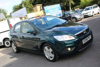 USED 2008 58 FORD FOCUS 1.8 STYLE TDCI 5d 115 BHP