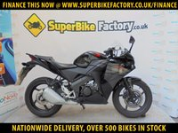 USED 2015 15 HONDA CBR125R  GOOD&BAD CREDIT ACCEPTED, OVER 500+ BIKES