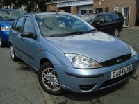 USED 2004 04 FORD FOCUS 1.6 LX 5d 99 BHP GREAT VALUE+MOT FEB 2018