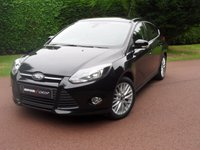 USED 2013 13 FORD FOCUS 1.0 ZETEC 5d 99 BHP NICE EXAMPLE 1ST TO SEE WILL BUY FINANCE ARRANGED