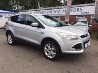 USED 2013 63 FORD KUGA 2.0 TITANIUM TDCI 5d 160 BHP 0% AVAILABLE ON THIS CAR PLEASE CALL 01204 317705
