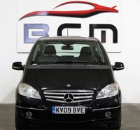 2009 MERCEDES-BENZ A CLASS 1.5 A150 AVANTGARDE SE 3d AUTO 94 BHP £3250.00