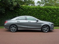 USED 2015 65 MERCEDES-BENZ CLA 2.1 CLA200 CDI SPORT 4d AUTO 136 BHP LOW MILES STILL LIKE NEW - SAT NAV-PRIVACY+MORE FINANCE ARRANGED