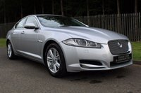 USED 2012 61 JAGUAR XF 3.0 V6 LUXURY 4d AUTO 240 BHP A CLEAN TIDY XF WITH LOW MILES AND A FULL JAGUAR SERVICE HISTORY!!!