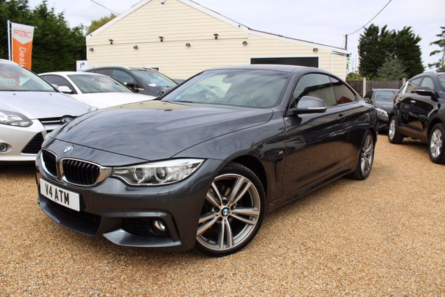 View our 2014 64 BMW 4 SERIES 2.0 420D M SPORT 2d 181 BHP