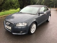 USED 2009 09 AUDI A3 2.0 TDI SPORT 2d 138 BHP LOW MILES WITH FSH INC CAMBELT AND WATER PUMP CHANGE
