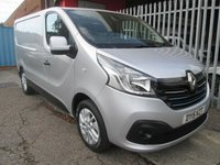 2015 RENAULT TRAFIC SL27 DCi SPORT 115 *AIR CON*ONLY 19000 MILES* £12250.00