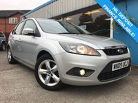 USED 2009 09 FORD FOCUS 1.6 ZETEC 5d 100 BHP CLIMATE, ALLOYS!