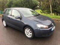USED 2011 60 VOLKSWAGEN GOLF 1.6 MATCH TDI BLUEMOTION TECHNOLOGY 5d 103 BHP GREAT LOOKING ECONOMICAL 2 OWNER 5 DOOR CAR WITH FULL SERVICE HISTORY