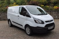 2016 FORD TRANSIT CUSTOM