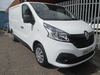 2014 RENAULT TRAFIC SL27 DCi BUSINESS + 115 PS *DAB RADIO*AIR CON* £9995.00