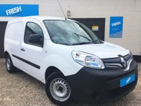 USED 2015 65 RENAULT KANGOO 1.5 ML19 DCI 1d 75 BHP Low Rate Finance, VAT Later