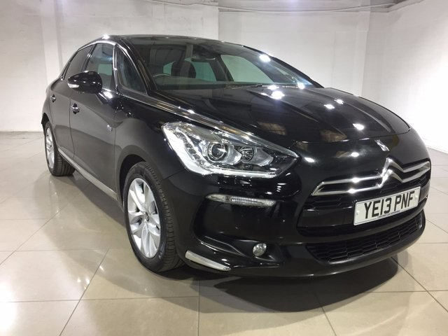 View our 2013 13 CITROEN DS5 2.0 HYBRID4 DSIGN EGS 5d AUTO 161 BHP