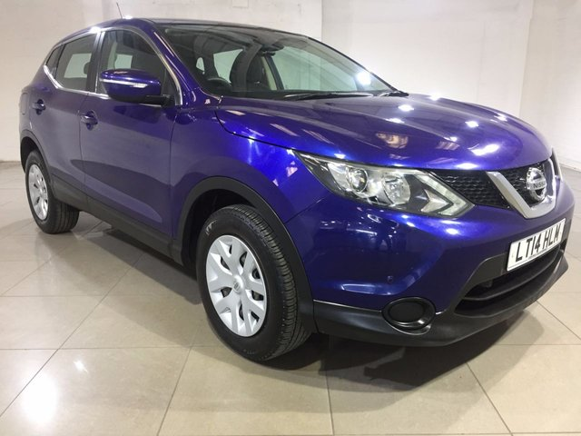 View our 2014 14 NISSAN QASHQAI 1.5 DCI VISIA SMART VISION 5d 108 BHP