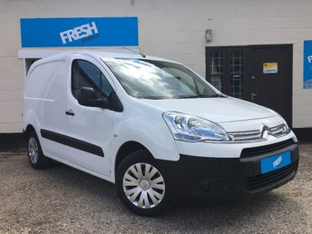 2015 CITROEN BERLINGO 1.6 625 ENTERPRISE L1 HDI 1d 74 BHP £6250.00