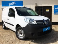 USED 2014 64 RENAULT KANGOO 1.5 ML19 DCI Panel Van Low Mileage, Renault Warranty