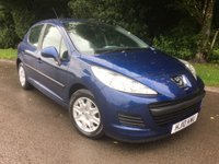 USED 2010 10 PEUGEOT 207 1.4 S HDI 5d 68 BHP *Insurance Group 3. £30 Road Tax* Owned by local family from new*