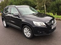 USED 2008 58 VOLKSWAGEN TIGUAN 1.4 SE TSI 5d 150 BHP PERFECT CONDITION WITH FULL SERVICE HISTORY