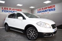 USED 2014 14 SUZUKI SX4 S-CROSS 1.6 SZ-T 5d 118 BHP Full Service History , Sat Nav , 1 Owner from new