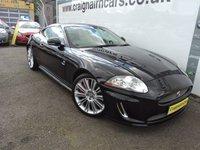 2010 JAGUAR XK 5.0 XKR 2d AUTO 510 BHP £31995.00