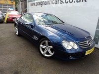 2004 MERCEDES-BENZ SL 3.7 SL350 2d AUTO 245 BHP £9995.00