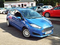 USED 2013 13 FORD FIESTA 1.5 STYLE TDCI 5d 74 BHP FULL Service History