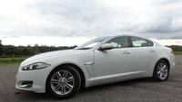 USED 2014 14 JAGUAR XF 2.2 D LUXURY 4d AUTO 200 BHP