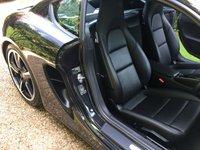 USED 2014 64 PORSCHE CAYMAN 2.7 24V PDK 2d AUTO 275 BHP