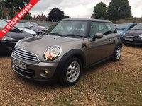 USED 2013 13 MINI COOPER 1.6TD Cooper D Hatchback 3d 1598cc FSH -- £0 Tax -- 6M Warranty