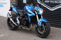 USED 2016 66 SUZUKI GSR750 AL6 ABS MOTO GP