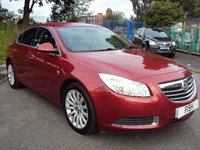 USED 2009 59 VAUXHALL INSIGNIA 2.0 SE CDTI 5d 130BHP 1FORMER KEEPER+FSH 6STAMPS+CD+
